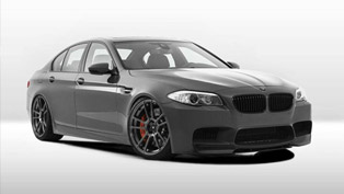 vorsteiner introduces program for bmw f10 m5 [video]
