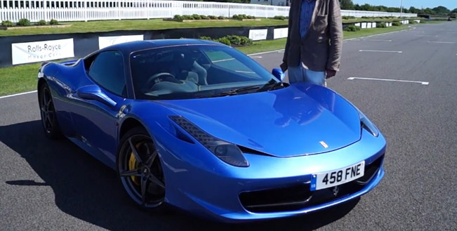 Ferrari 458 Italia Is One Of The Best Sports Cars In The World And As We  Can See, One Of The Most Expensive, Especially When You Add Almost £100,000  ...