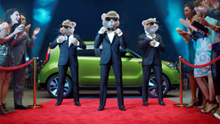 Totally Transformed: New Ad For 2014 Kia Soul [VIDEO]