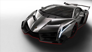 Lamborghini Veneno To Make North American Debut At Pebble Beach