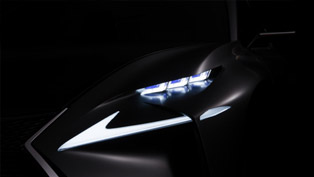Lexus Teases New Concept Vehicle Ahead Of Frankfurt Premiere