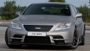 Lexus LS TMG - 650HP and 710Nm [video]