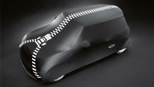 TEASER: Brand New MINI Model To Be Revealed In November