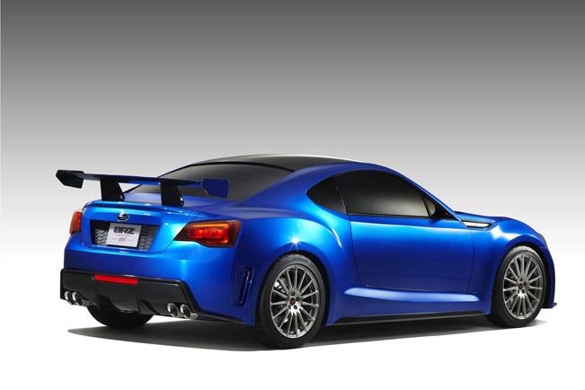 すべてのモデル : subaru brz ts concept : automobilesreview.com