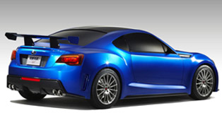 Subaru BRZ tS Limited Edition