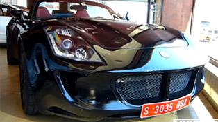 Tauro V8 Spider - A Spanish Supercar