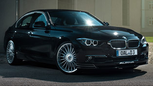 2013 alpina d3 bi-turbo based on bmw f30 and f31
