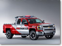 Two Chevrolet Silverado Concepts Prepared For SEMA