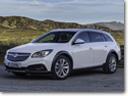 2013 Vauxhall Insignia Country Tourer – Price £25,349