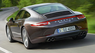 2013 Porsche 911 Carrera 4S Exclusive Edition