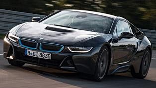 2013 Frankfurt International Motor Show: 2014 BMW i8