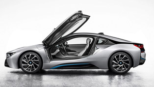 2014 BMW i8 [first photos]