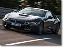 2013 Frankfurt International Motor Show: 2014 BMW i8