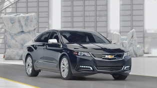 New Technology Features For 2014 Chevrolet Impala [VIDEO]