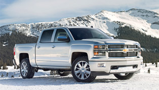 Specifications And Pricing Announced For 2014 Chevrolet Silverado High Country