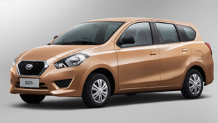 2014 Datsun Go+ Unveiled