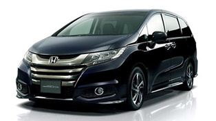 2014 Honda Odyssey for Japan
