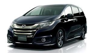 2014 Honda Odyssey for Japan