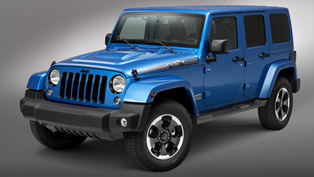 2014 Jeep Wrangler Polar Limited Edition