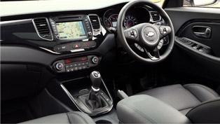 2014 Kia Carens 3 Sat Nav - Price £24,845