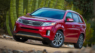Five-Star Safety Rating For The Redesigned 2014 Kia Sorento [VIDEO]