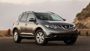 2014 Nissan Murano Goes On Sale In The United States