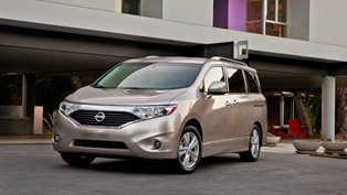 2014 Nissan Quest Goes On Sale