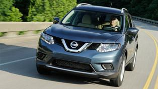 Frankfurt Motor Show: 2014 Nissan Rogue
