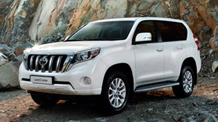 Toyota Unveils Facelifted 2014 LandCruiser Prado [VIDEO]