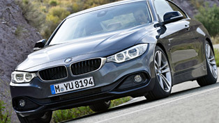 2014 BMW X5 and 4-Series Coupe - New Engines