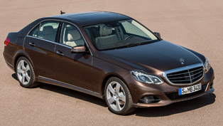 2014 Mercedes E250 BlueTEC - US Price $51,400