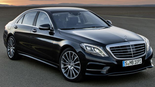 2014 Mercedes-Benz S-Class Hits the US Market