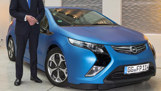 2014 Opel Ampera - Price €38,300