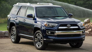 2014 Toyota 4Runner - US Price $32,820