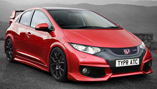 2015 Honda Civic Type R [render]