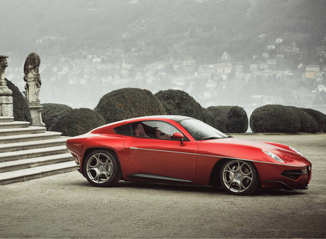 Alfa Romeo Disco Volante >> Alfa Romeo Disco Volante By Touring