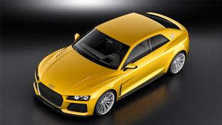 Audi Sport quattro concept Combines Stunning Looks With 700 Horsepower