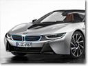 BMW i8 Spyder [render]