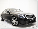Brabus 850 6.0 Bi-Turbo iBusiness based on Mercedes-Benz S63 AMG