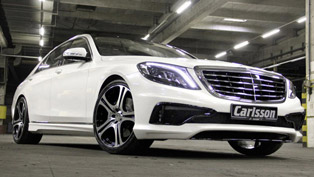 carlsson mercedes-benz s-class - 780hp and 1050nm