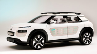 Revolutionary Citroen Cactus Concept Finally Revealed [VIDEO]