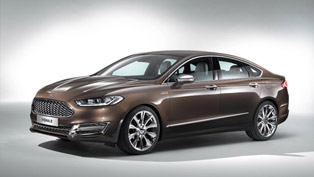 Ford Mondeo Vignale Concept Revealed
