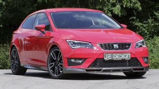 JE Design Seat Leon SC - 210HP and 430Nm