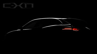 Jaguar C-X17 Concept Teased Ahead Of Frankfurt Debut