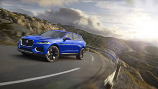Jaguar Reveals C-X17 Sports Crossover Concept [VIDEO]