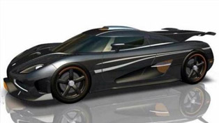Koenigsegg One - Top Speed 450 km/h