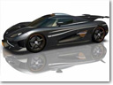 Koenigsegg One – Top Speed 450 km/h