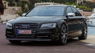 MTM Audi S8 - 650HP and 800Nm