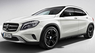Mercedes-Benz GLA Edition One Limited Edition