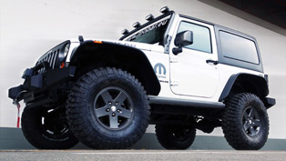 Moparized Jeep Wrangler Debut At Jeep-Heep-Heep Event